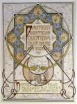 Alphonse Mucha- Le Pater 1899