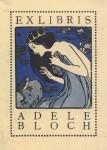 Koloman Moser-_Exlibris_für_Adele_Bloch_-ca1905