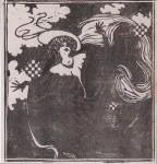Koloman Moser- Tänzerin1-1903