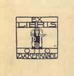 Koloman Moser-_Exlibris_für_Otto_Zuckerkandl_-1906