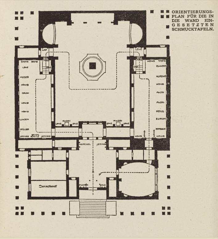 secession - Vienna House Plans