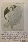 Koloman Moser- Ackermann, Kuenstler-Postkarte No. 29-1904