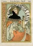 Alphonse Mucha- AU QUARTIER LATIN 1897