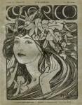 Alphonse Mucha- COCORICO 1899-3