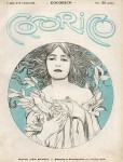 Alphonse Mucha- COCORICO 1899