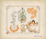 Mucha- COMBINAISONS ORNEMENTALES 1901#3