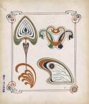 Mucha- COMBINAISONS ORNEMENTALES 1901#4