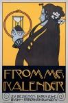 Koloman Moser -Fromme's Kalender, 1912-13