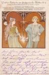 Koloman Moser- postcard