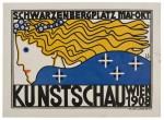 KUNSTSCHAU. 1908