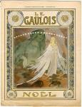 Alphonse Mucha- LE GAULOIS - NOËL 1896