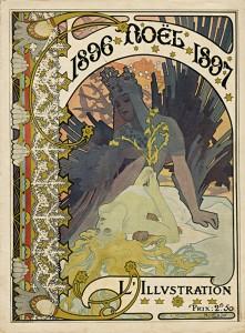 L'ILLUSTRATION - CHRISTMAS 1896