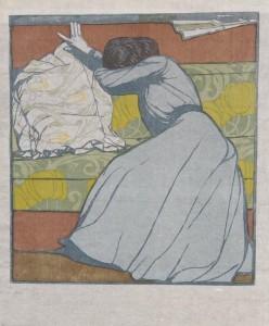 Maximilian Kurzweil, 'Der Polster', 1903