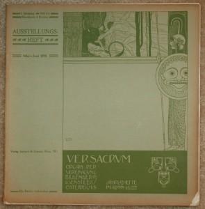 Ver Sacrum may 1898