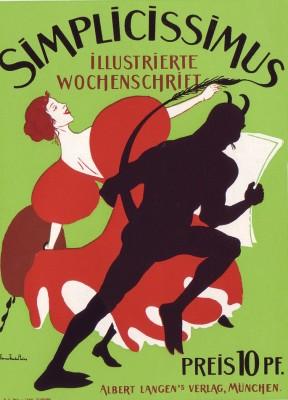 Plakat_Heine_-_Simplicissimus_1896