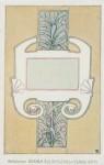 Josef Hoffmann -postkarte