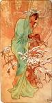 Alphonse Mucha- 1896_-_Winter