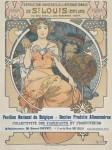Alphonse Mucha- EXPOSITION DE ST. LOUIS. 1903.