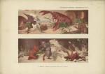 Alphonse Mucha- PANNEAUX DECORATIFS FOUR SALLE A MANGER 1900