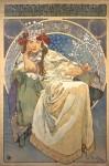 Alphonse Mucha- Princess Hyacinth 1911