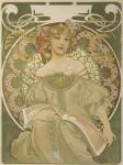 Alphonse Mucha- 1898