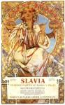 Alphonse Mucha- slavia-1896