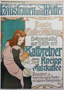 Vienna Secession, Art Nouveau, jugendstil, Fin de Siecle, Gustav Klimt, Mucha, Koloman Moser, graphic design, poster art