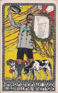 Erwin Puchinger Postcard