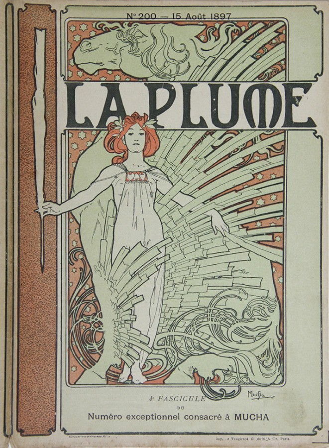 vienna secession, art nouveau, jugendstil, graphics, illustration, gustav klimt, mucha, koloman moser
