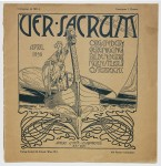Ver Sacrum _-april 1898