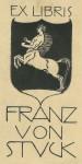 Franz Stuck-Ex_Libris_Franz_von_Stuck,_c._1906,_The_Daulton_Collection