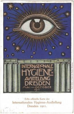Franz Stuck-Internationale_Hygiene_Ausstellung,_Dresden_1911,_postcard,_Daulton_Collection