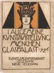 Franz Stuck-Kunstausstellung_Muenchen_Glaspalast,_1926,_bookcover_for_exhibition_catalog,_Daulton_Collection