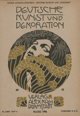 Cover by Koloman Moser