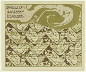 Koloman Moser- Die Quelle