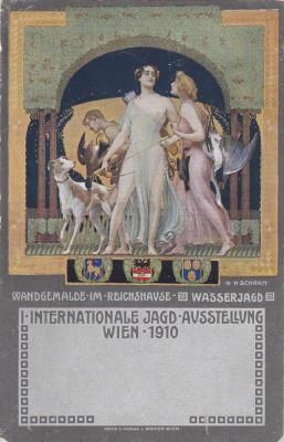 Jagdausstellung 1910