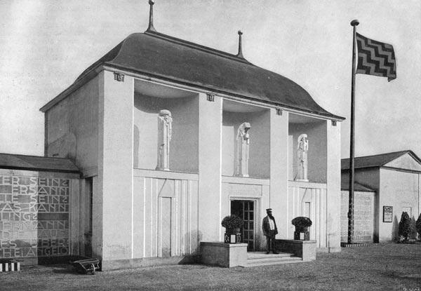Kunstschau 1908
