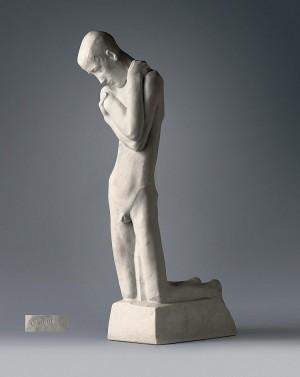 George Minne- Kneeling Youth, 1898.
