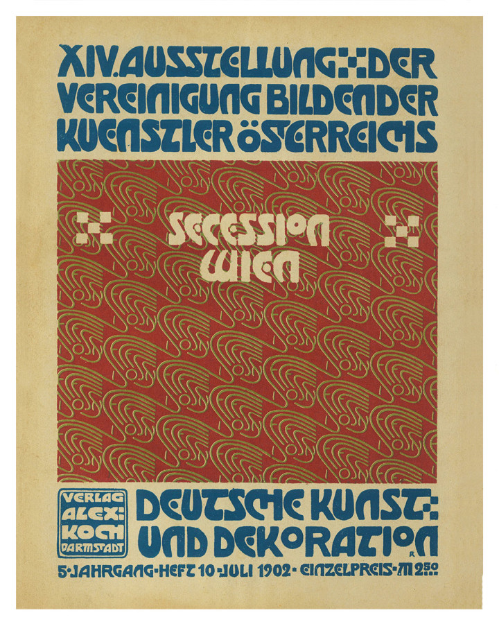 vienna secession, art nouveau poster, prints, sale,